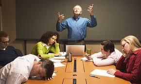 fin des reunions