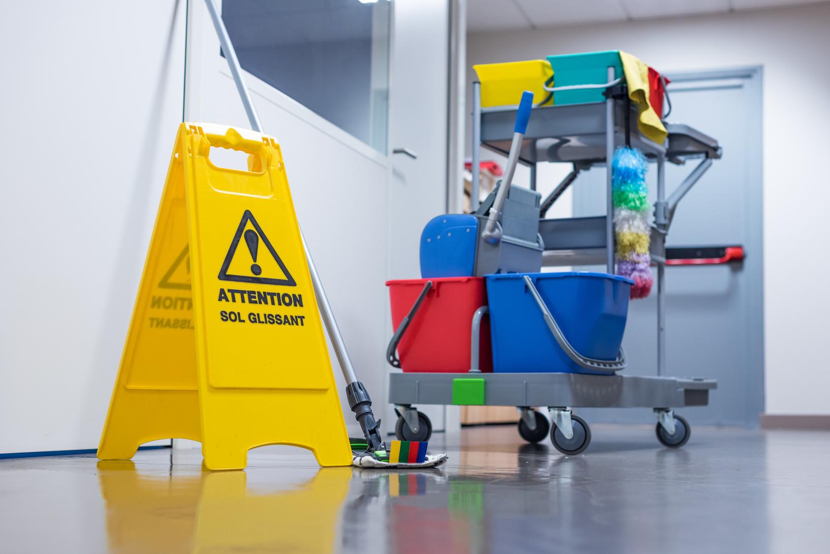 Quel type de matériel pour le nettoyage de bureaux