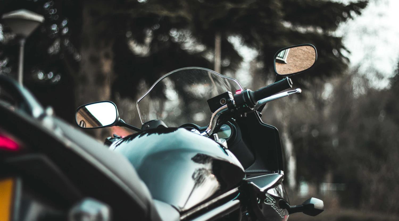 Taxi moto à Roissy